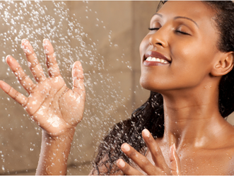 The health benefits of hot showers