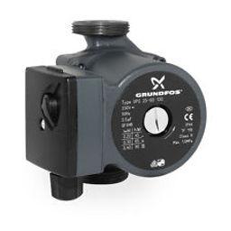 Grundfos UPS 25-20 hot water circulation pump
