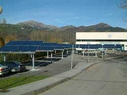 Municipal pool Spain