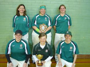 2012 Indoor Cup Winners