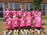 Hursley Park Ladies Cricket