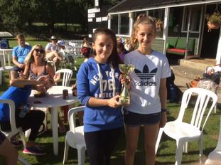 Juniors pairs winners - 2017