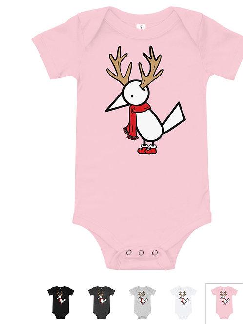 Pink Holiday Muli Baby Bodysuit
