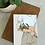Thumbnail: Greeting card   illustrated greeting cards   white roses