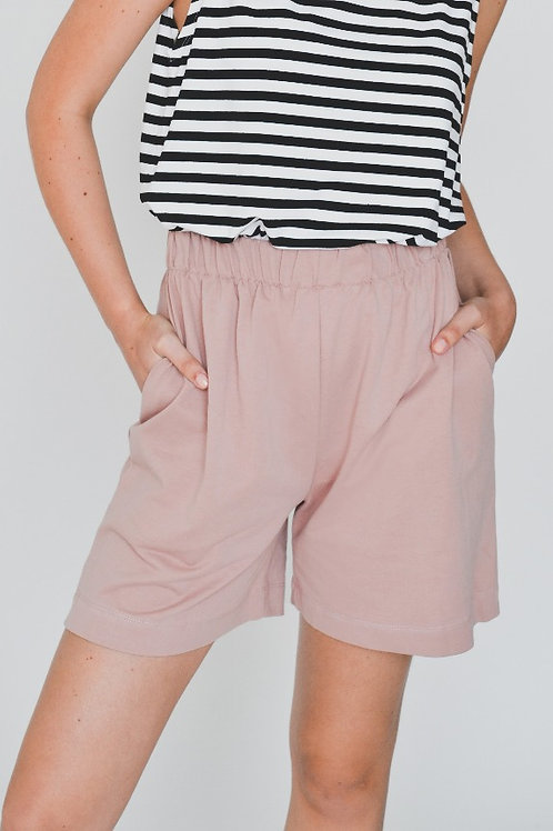 Powder Unisex Bermuda Shorts