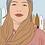 Thumbnail: 1 person customized illustration