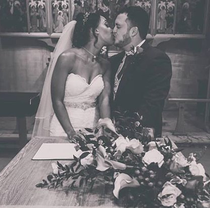 Our gorgeous bride _rowgoodman in her st