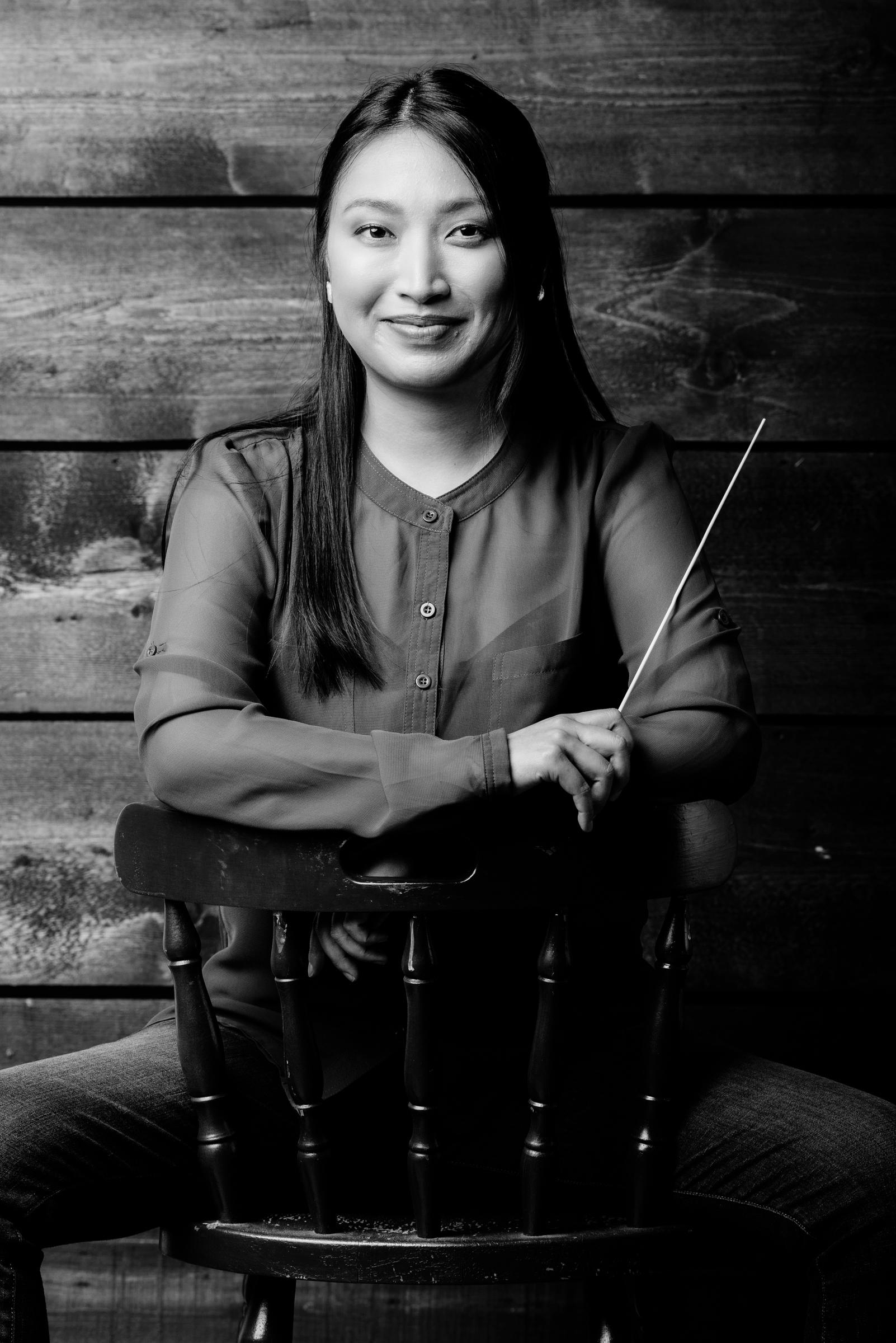 Ena Shin, Conductor