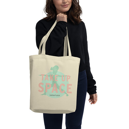 Take Up Space Tote