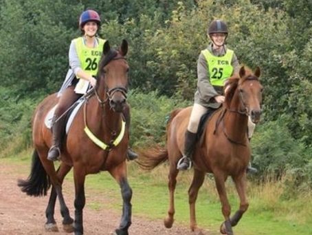 Getting started in endurance riding