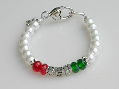 CSI-005-Pearl Bracelet