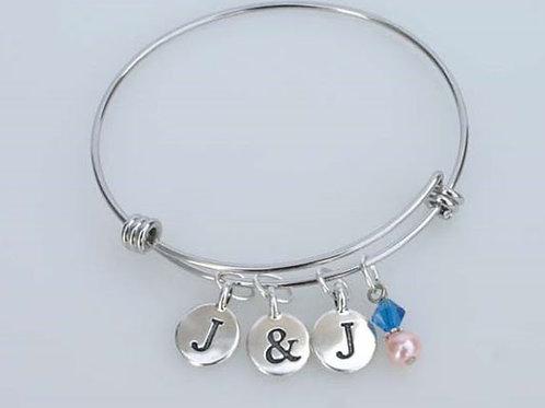 J&J-202-Expandable Bracelet