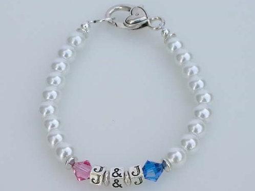 J&J-200-Pearl Bracelet