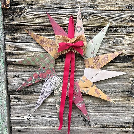 Paper Wreath 60cm