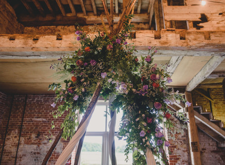 Seek out a florist who has the aesthetic you love...