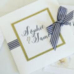 Wedding Invitation Little Pea Design