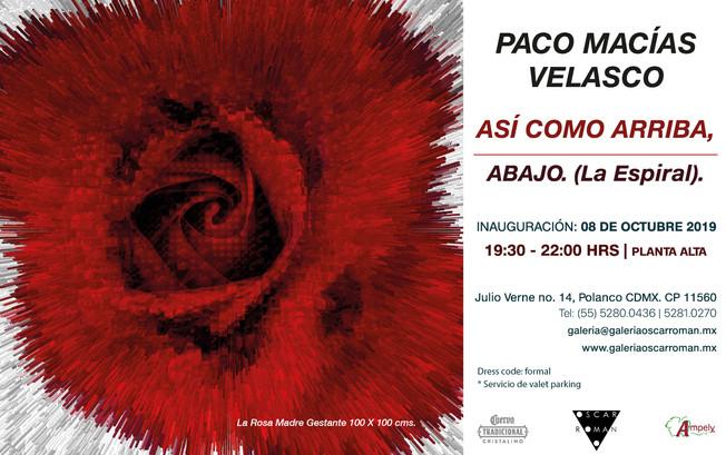 Paco Macías Velasco
