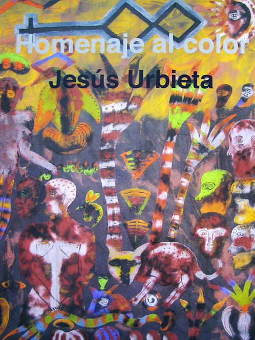 Catálogo Jesús Urbieta