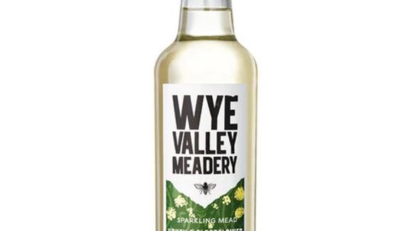 Honey & Elderflower Sparkling Mead