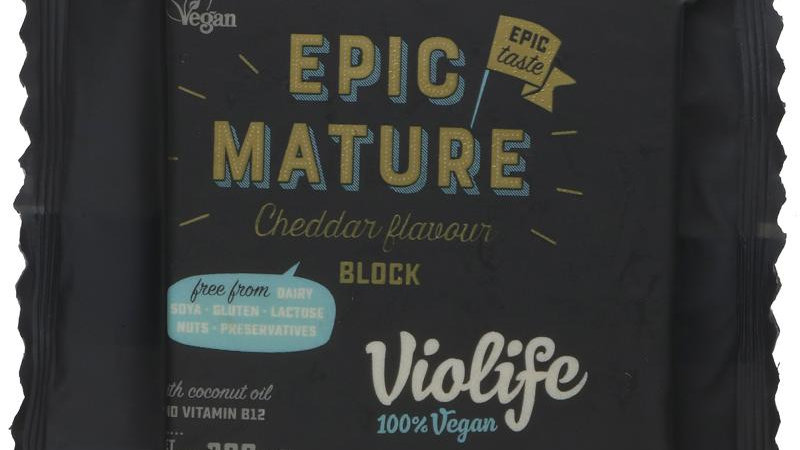 Violife Epic Mature Cheddar
