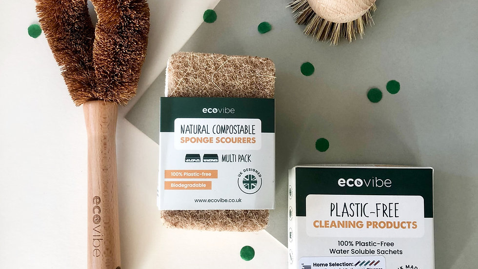 SUSTAINABLE CLEANING