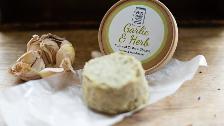 Bath Culture House Cashew Chease - Herb & Garlic