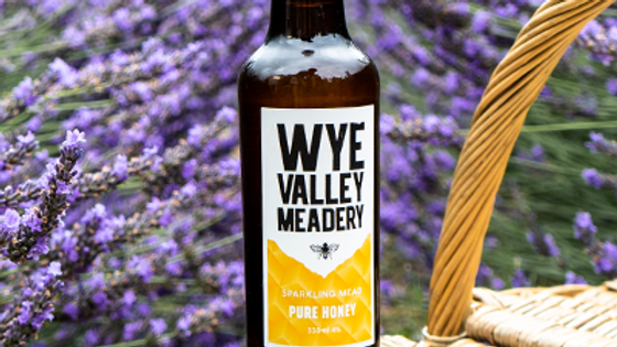 Pure Honey Sparkling Mead