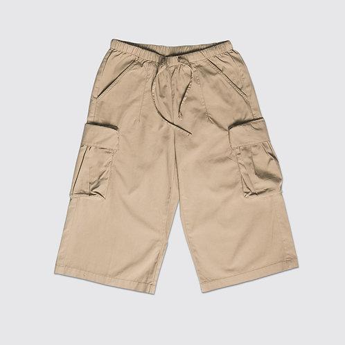 L.D.D CASUAL SHORT PANTS - BE