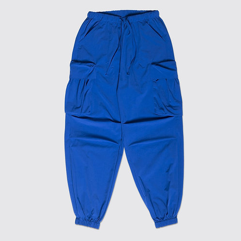 L.D.D CASUAL LONG PANTS - BLU