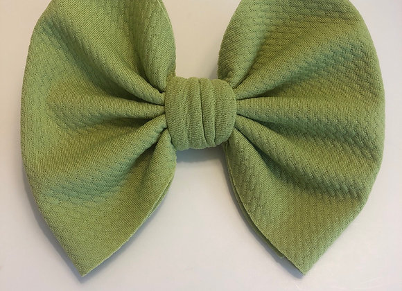 Chartreuse-Signature Bow