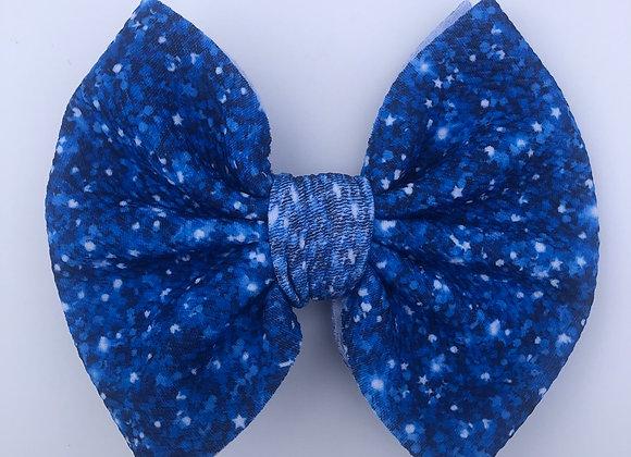Sapphire-Signature Bow