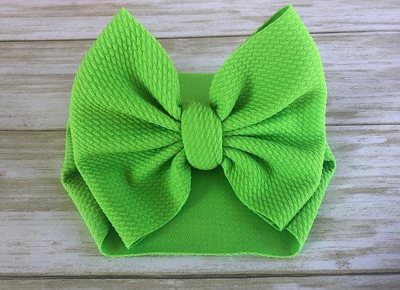 Neon Green- Headwrap