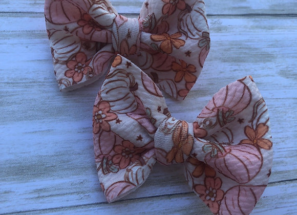 Pink Pumpkins- Piggy Set