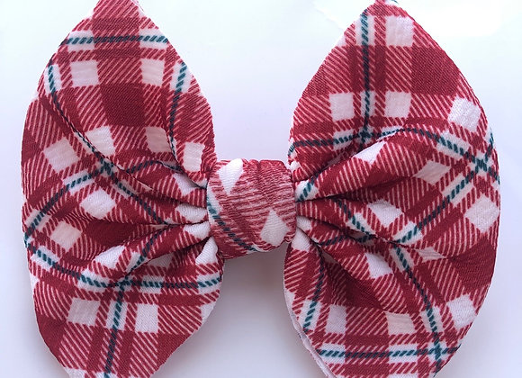 Mistletoe Kisses - Signature Bow