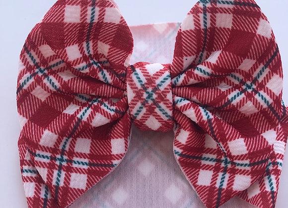 Mistletoe Kisses - Headwrap