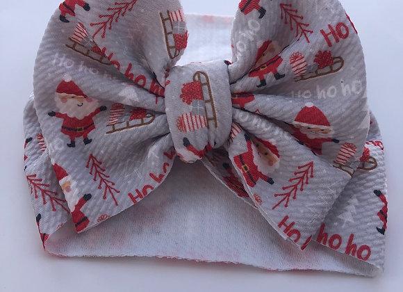 Santa Baby- Headwrap