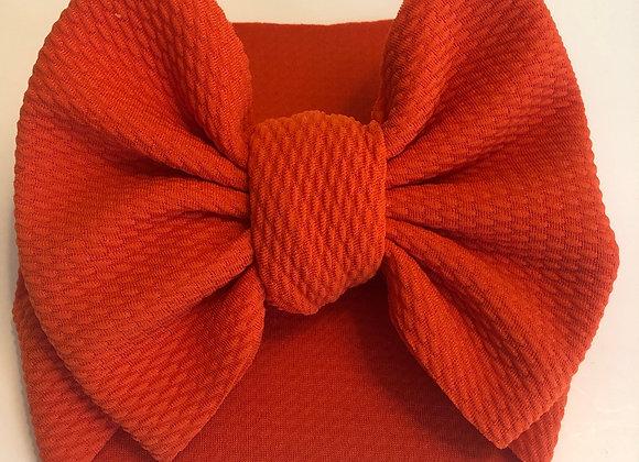 Orange- Headwrap