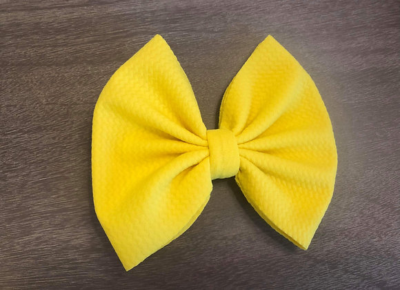 Buttered Popcorn - Signature Bow