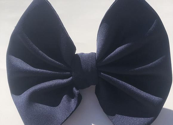 Navy -Signature Bow