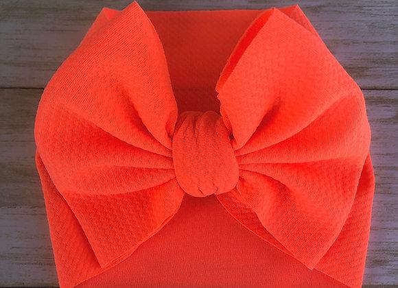 Neon Pink- Headwrap