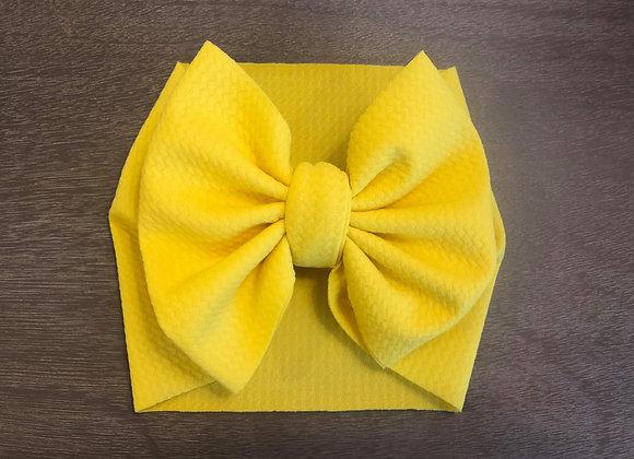 Buttered Popcorn - Headwrap
