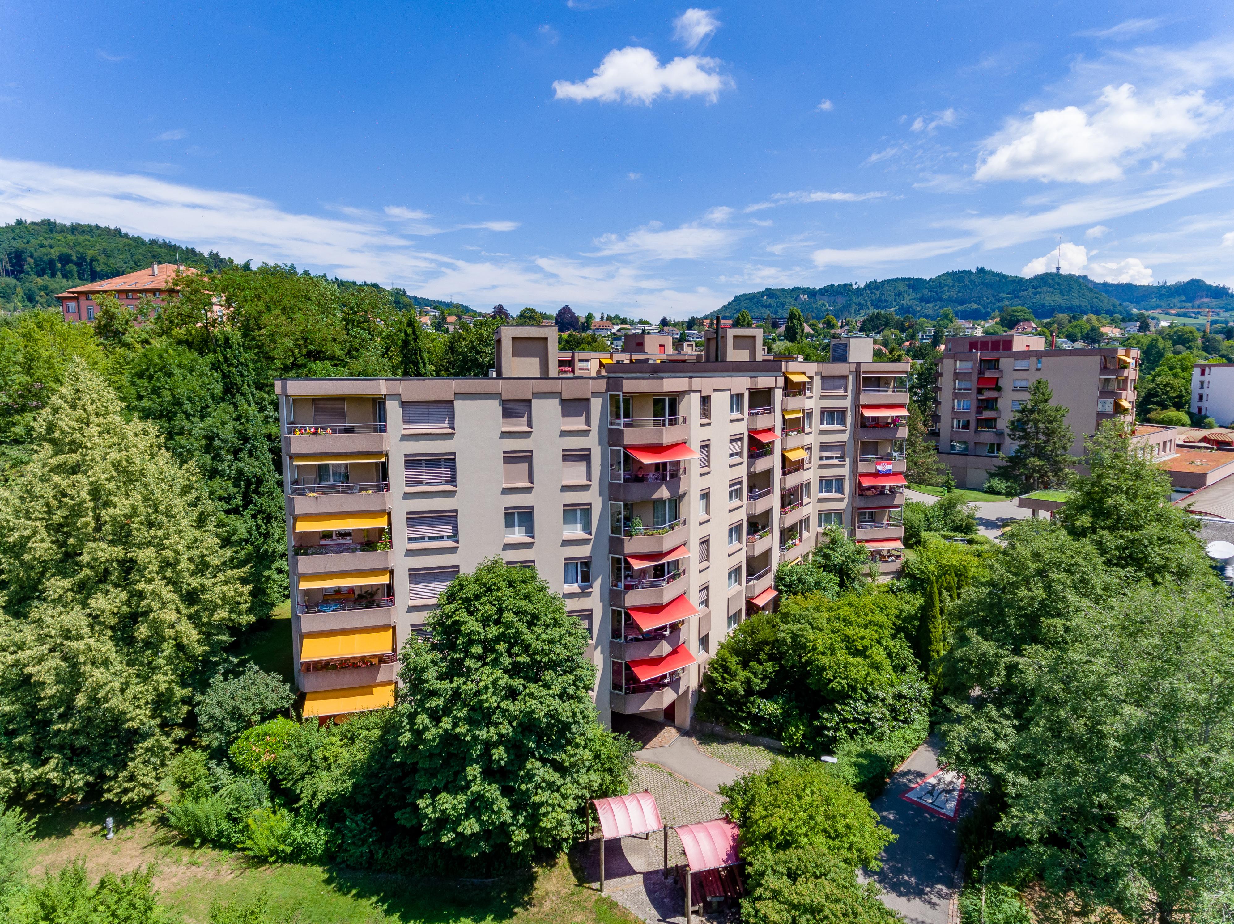 Mehrfamilienhaus Bern