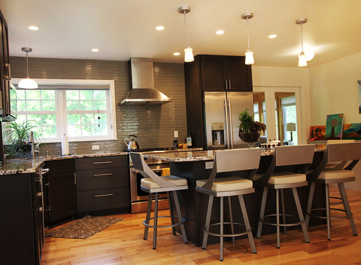 A Renovation for Entertaining