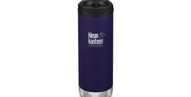 Klean Kanteen TKWide 473ml Vacuum Insulated Flask - Kalamata (Matt)