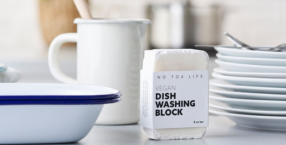 Vegan Dish Wash Soap Bar