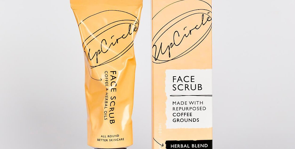 UpCircle Beauty - Coffee Face Scrub Herbal Blend