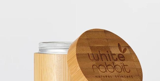 White Rabbit Skin Care Coconut and Rosehip Calming Cream