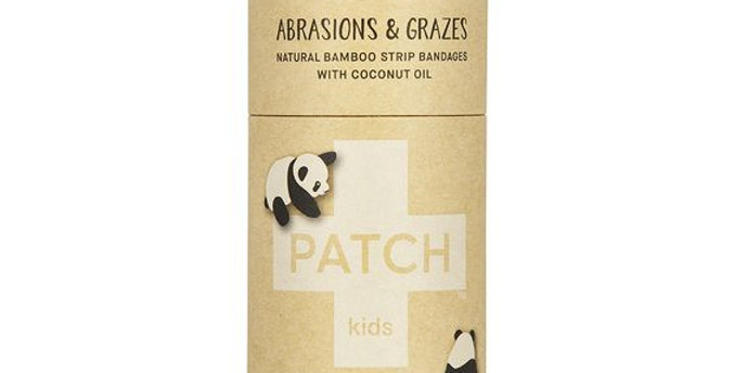 Patch Biodegradable Bamboo Plasters for Kids