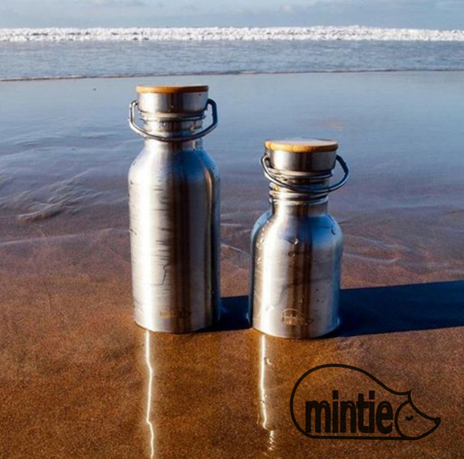 Mintie 500ml 350ml Stainless Steel Water