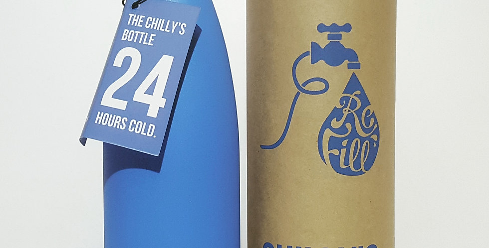 Refill X Chilly Bottle